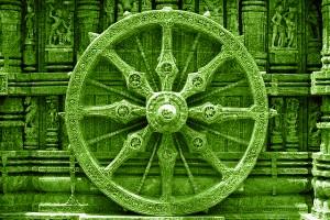 Il karma, la ruota e il perdono