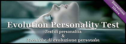 Evolution Personality Test